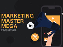 Marketing Master Mega Course Bundle - Product Image