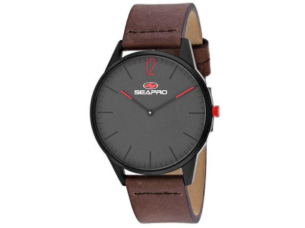 Seapro Men's Black hole Black Dial Watch - SP0101 - Product Image