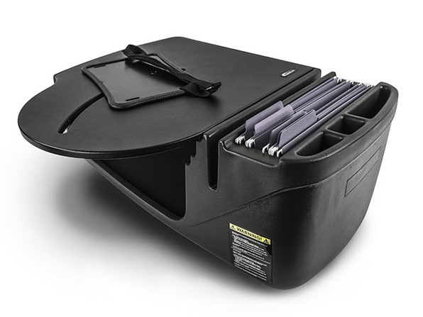 RoadMaster Car Desk & Organizer (Black)