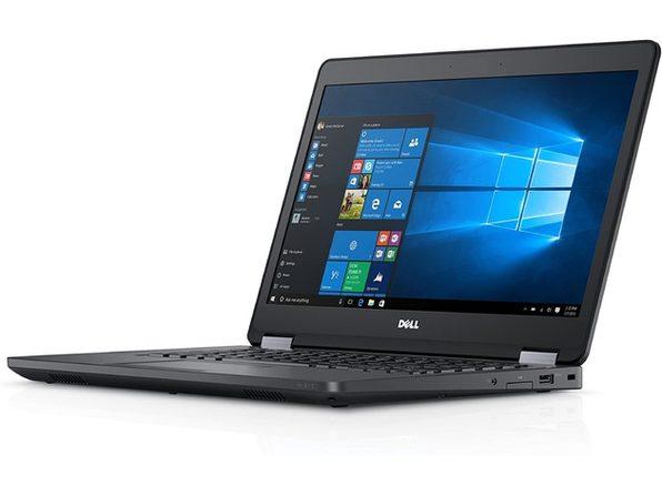 "Dell Lattitude E5470 14"" Laptop, 2.6GHz Intel i7 Quad Core Gen 6, 8GB RAM, 500GB SATA HD, Windows 10 Home 64 Bit (Refurbished Grade B)"