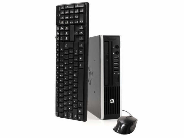 HP Elite 8300 Desktop Computer PC, 3.20 GHz Intel i5 Quad Core, 8GB DDR3 RAM, 500GB SATA Hard Drive, Windows 10 Home 64 bit (Renewed)