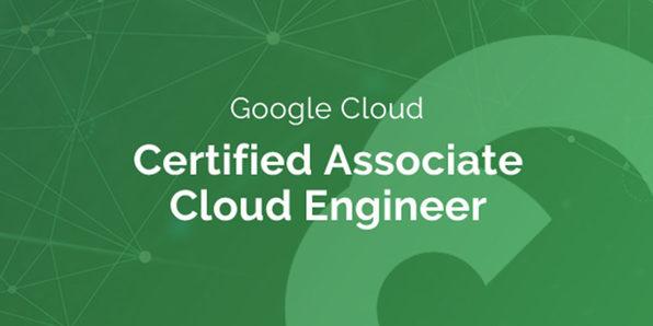 Google Cloud Certified Associate Cloud Engineer - Product Image