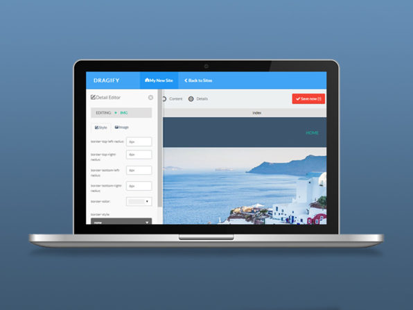 Dragify Website Builder: Lifetime Subscription