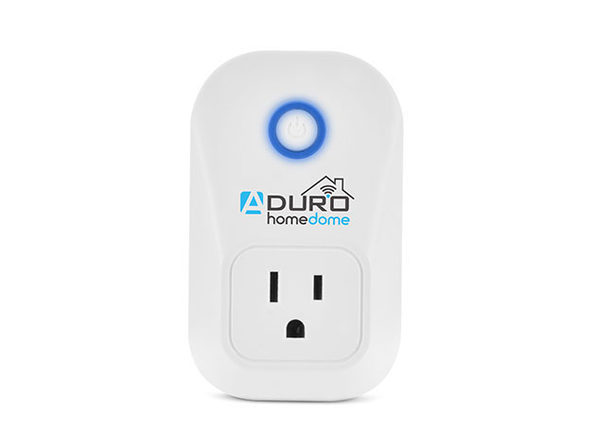 HomeDome Smart Outlet with Voice Control
