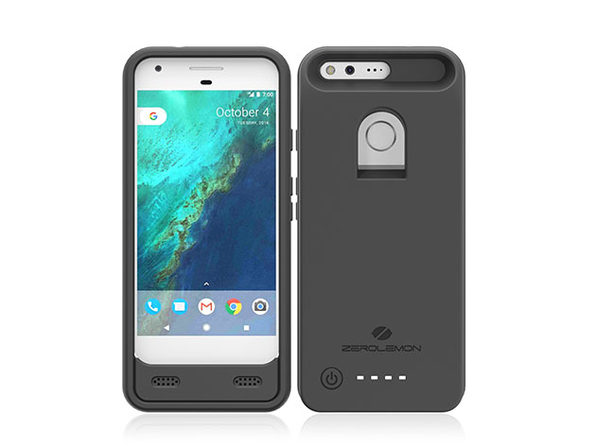 ZeroLemon Battery Cases for Google Pixel and Pixel XL