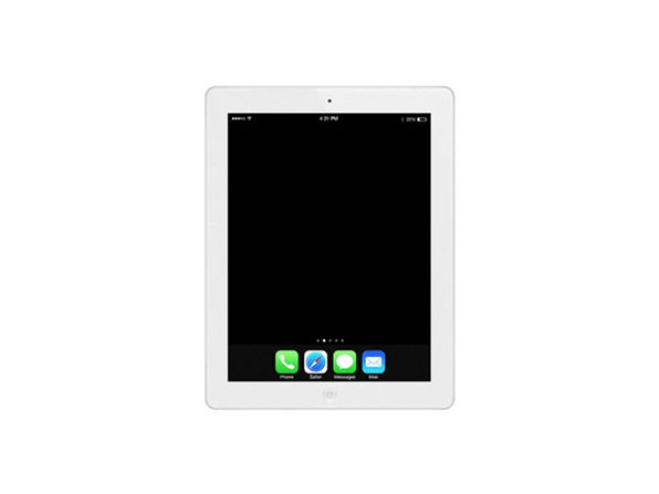 "Apple iPad 4 9.7"" 32 GB - White (Certified Refurbished)"