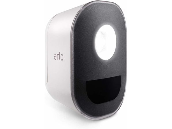 Arlo Lights Add-on Smart Home Security LED Light Wireless Weather Resistant (Used, Open Retail Box)