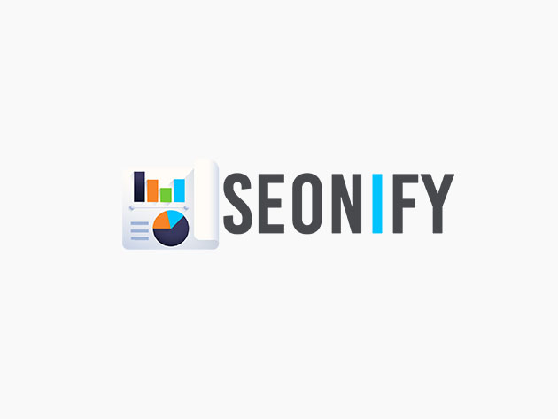 Stack Social Deal for SEONIFY SEO Tools & Visitor Analytics: Lifetime Subscription