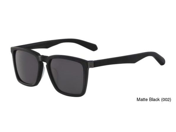 Dragon DR517S Collin 31809-002 Unisex Sunglasses Black Frame and Lens - Product Image