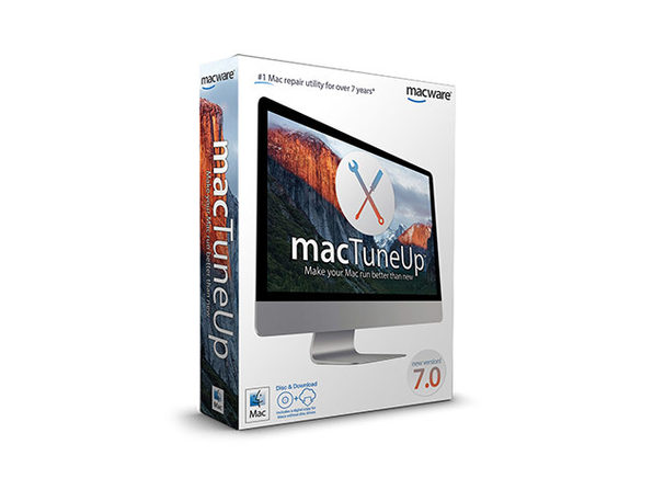 MacTuneUp 7.0 - Product Image