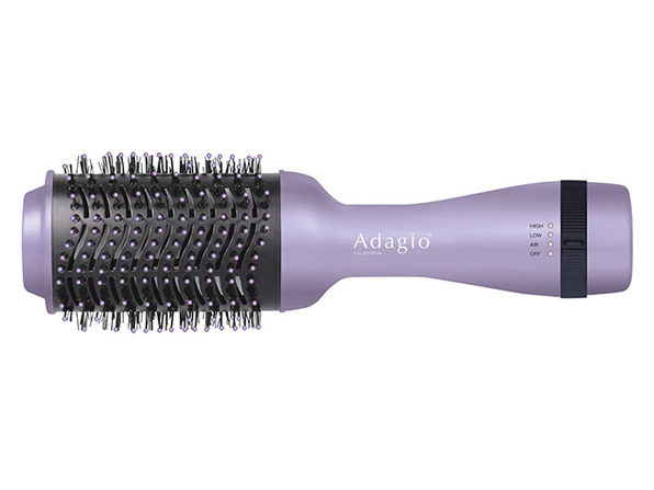 Adagio Blower Brush (Lavender)