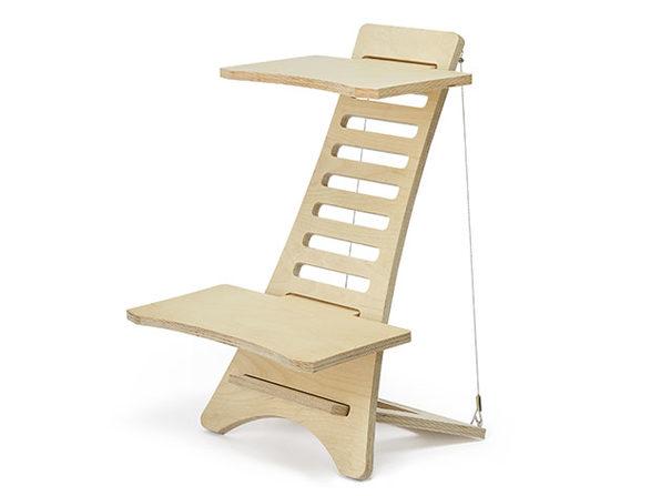 Stan Desk: Adjustable Standing Desk