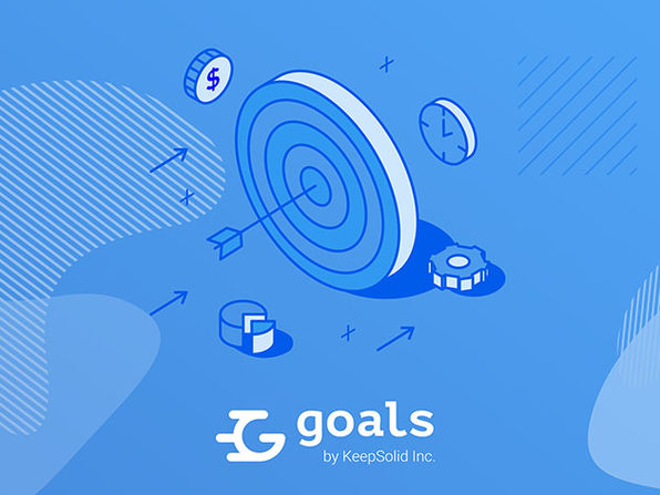 Goals by KeepSolid Business Plan: Lifetime Subscription