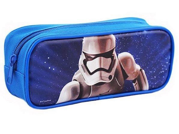 Pencil Case - Star Wars - Stormtrooper - Blue