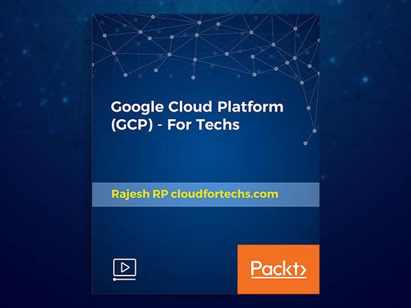 Google Cloud Platform (GCP) - For Techs - Product Image