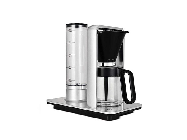 Enjoy Freshly Brewed Coffee Anytime You Want with This Automatic Coffee Machine