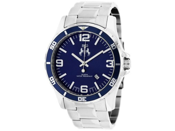 Jivago Men's Ultimate Blue Dial Watch - JV6116 - Product Image