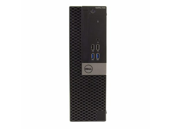 Dell Optiplex 7040 Desktop PC, 3.2GHz Intel i5 Quad Core Gen 6, 16GB RAM, 2TB SATA HD, Windows 10 Professional 64Bit (Renewed)