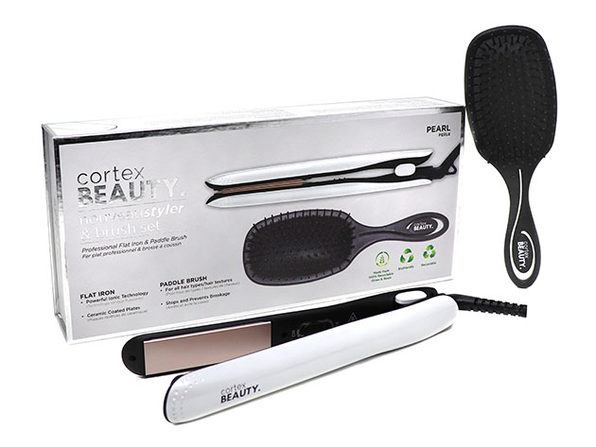 Cortex Beauty Nouveau Styler & Brush Set