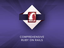 Comprehensive Ruby on Rails - Product Image