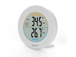 BALDR Wireless Indoor & Outdoor Thermometer