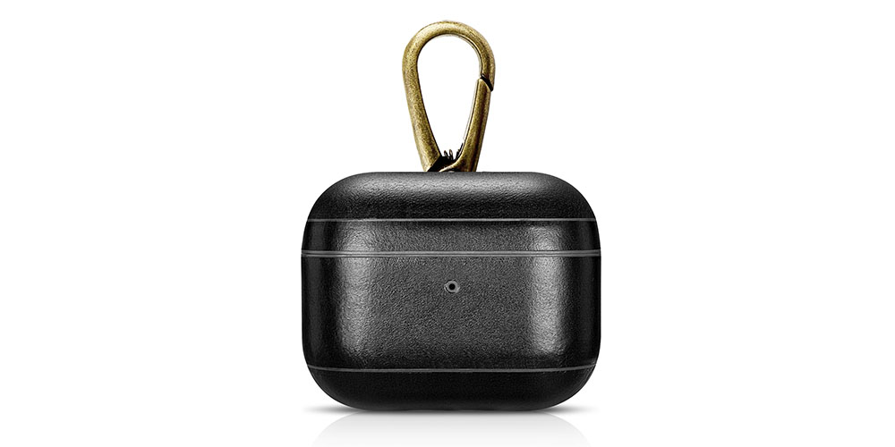 CarryOn: Genuine Leather Case for AirPods Pro, on sale for $20.39 when you use coupon code SAVE15NOV at checkout
