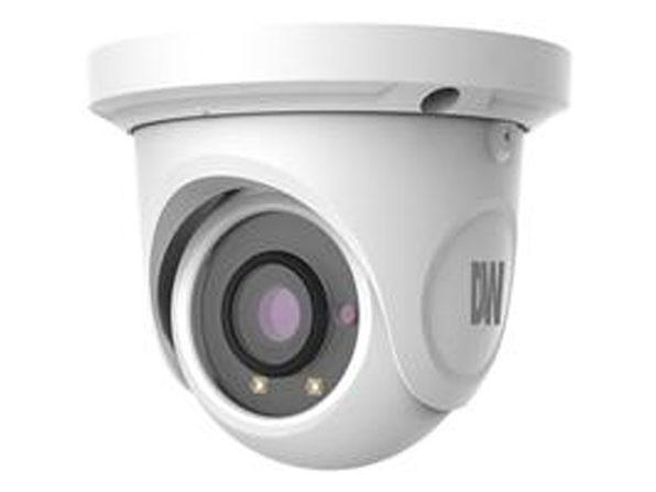 Digital Watchdog MEGApix IP camera ONVIF 4 MP 2.8mm Vandal Turret WDR POE