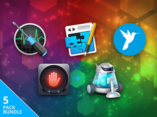 Pay What You Want: Fab 5 Mac App Bundle ft. TechTool Pro 9.5