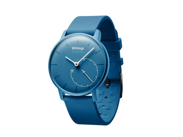 Withings Activité Steel Activity Tracker Watch (Azure)