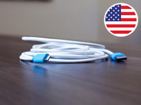Extra Long 10-Ft (3-Meter) MFi-Certified Lightning Cable - Product Image