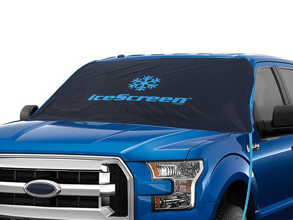 Pickup Truck Magnetic iceScreen™