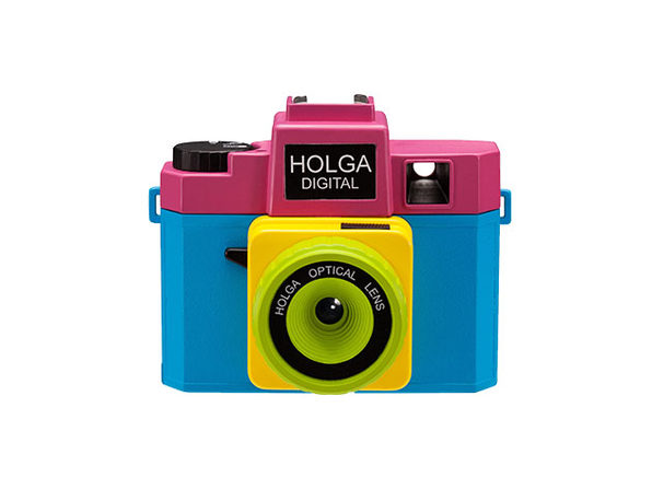 Holga Retro Digital Camera (Mixed)