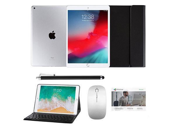 "Apple iPad 10.2"" 8th Gen 32GB, Case & Stylus Bundle"