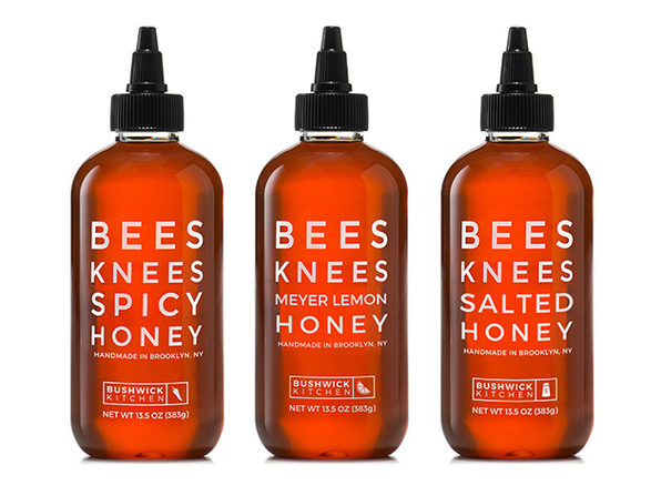 Bees Knees Honey Trio