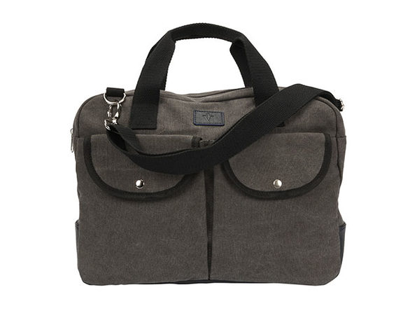 Spectre 10,000mAh Charging Messenger Bag (Dark Grey)