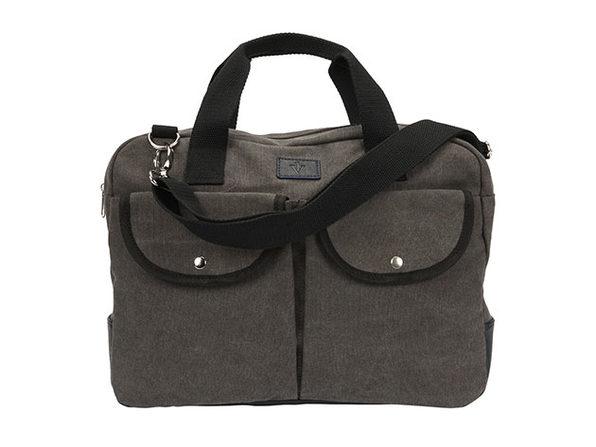 Spectre 10,000mAh Charging Messenger Bag (Dark Grey)