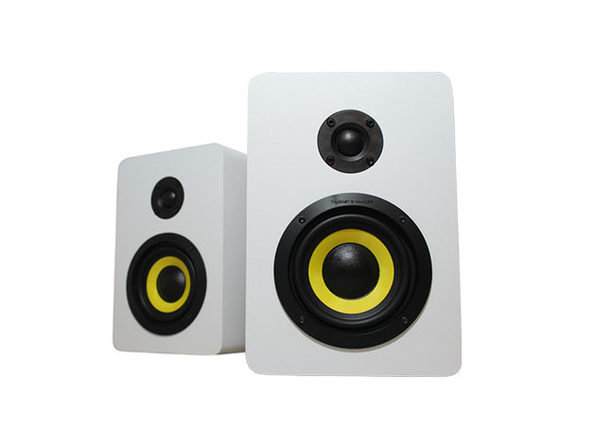 Vertrag BT Speaker System (White)