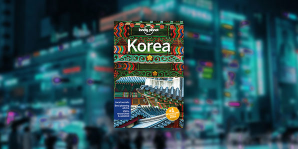 Korea Travel Guide - Product Image