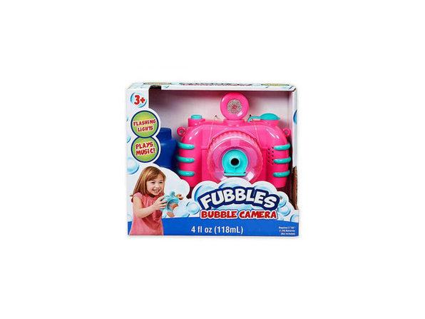 Fubbles Bubble Camera