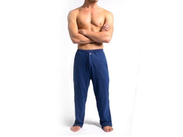 DudeRobe Pants: Luxury Towel-Lined Lounging Sweatpants