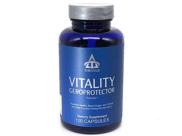 Vitality Geroprotector - Product Image
