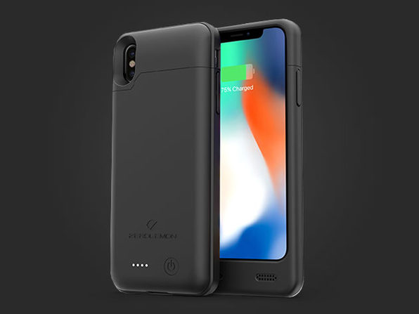 4000mAh Extended Battery Case for iPhone X