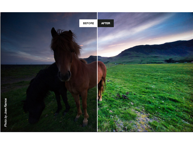 Easiest Way to Instantly Make Your Photos Great -- Automatically