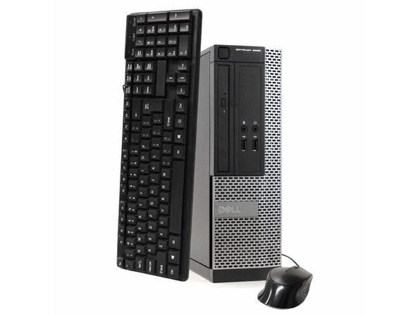 Dell OptiPlex 3020 Small Form Factor PC, 3.2 GHz Intel i5 Quad Core Gen 4, 16GB DDR3 RAM, 1TB SATA HD, Windows 10 Home 64 Bit (Refurbished Grade B)