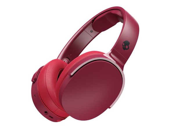 Skullcandy Hesh® 3 Wireless Over-Ear Headphones (Deep Red)