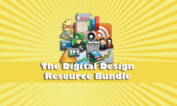 The Digital Design Resource Bundle - Product Image