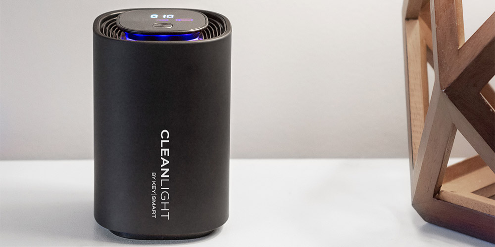 Cleanlight Air Pro Portable UV Air Purifier, on sale for $189.99 (13% off)