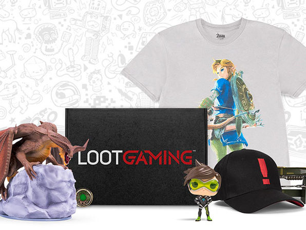 Loot Gaming: 3-Month Subscription (International Only)