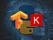 Tensorflow and Keras Masterclass For Machine Learning and AI in Python - Product Image