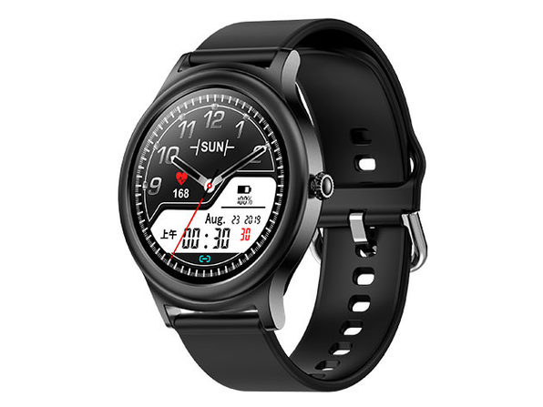TouchTime Round Full Screen Smart Watch